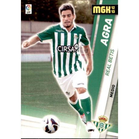 Agra Fichas Bis Betis 68 Bis Megacracks 2012-13