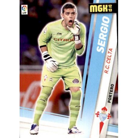 Sergio Fichas Bis Celta 74 Bis Megacracks 2012-13