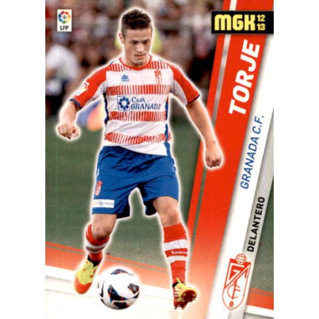 Torje Fichas Bis Granada 161 Bis Megacracks 2012-13
