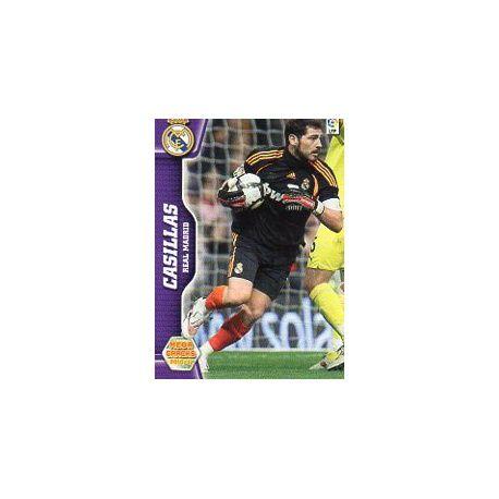 Casillas 164 Megacracks 2010-11
