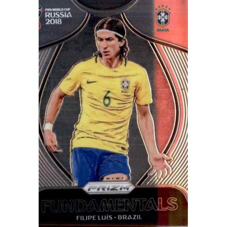 Filipe Luis Fundamentals 3Prizm World Cup 2018