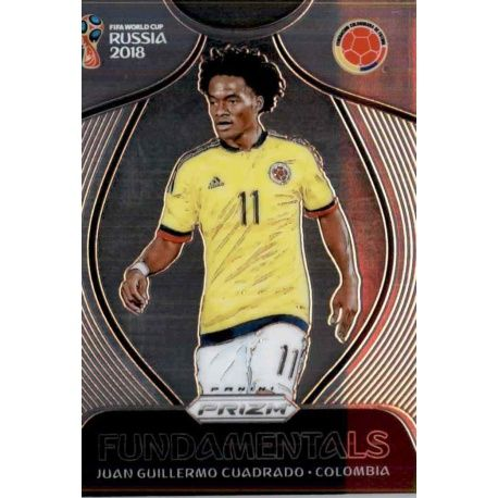 Juan Guillermo Fundamentals 4 Prizm World Cup 2018
