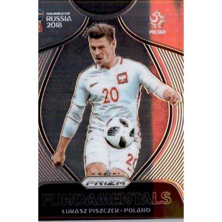Lukasz Piszczek Fundamentals 12 Prizm World Cup 2018