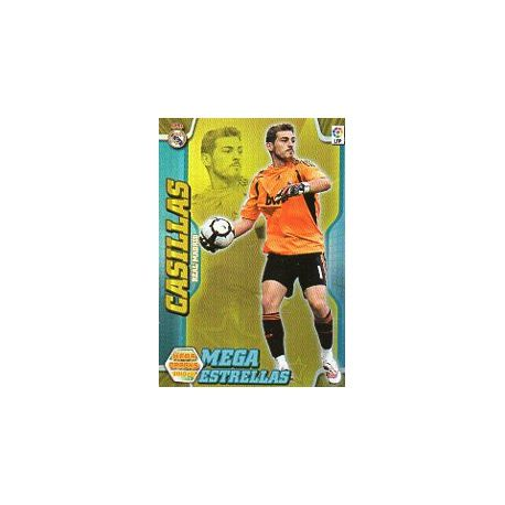 Casillas Mega Estrellas 361 Megacracks 2010-11