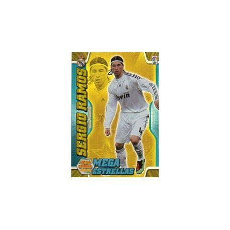Sergio Ramos Mega Estrellas 365 Megacracks 2010-11