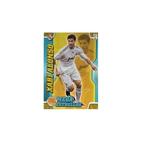Xabi Alonso Mega Estrellas 374 Megacracks 2010-11