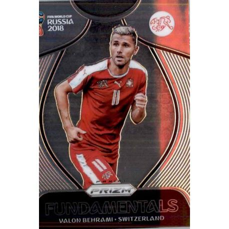 Valon Behrami Fundamentals 21 Prizm World Cup 2018