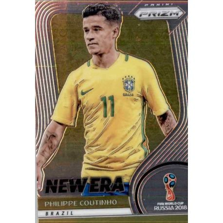 Philippe Coutinho New Era 4 Prizm World Cup 2018