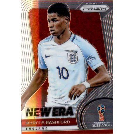 Marcus Rashford New Era 8 Prizm World Cup 2018