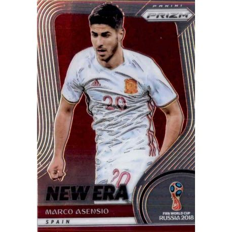 Marco Asensio New Era 17 Prizm World Cup 2018