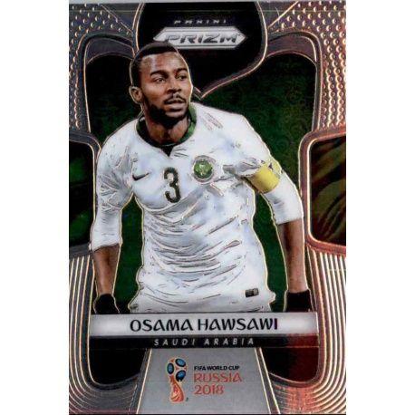 Osama Hawsawi Saudi Arabia 175 Prizm World Cup 2018