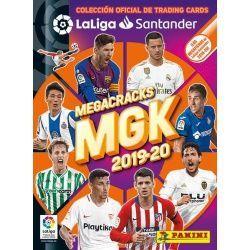Colección Panini Megacracks 2019-2020