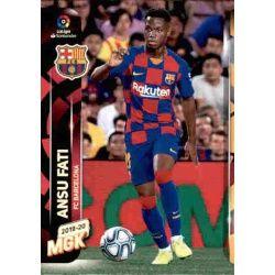 Ansu Fati Barcelona 072 Bis Megacracks 2019-20