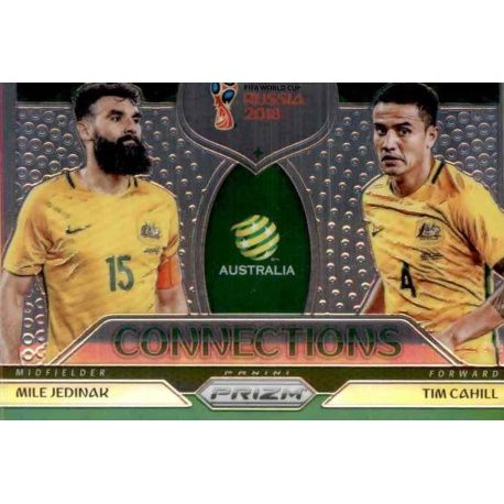 Tim Cahill - Mile Jedinak Connections 1 Prizm World Cup 2018