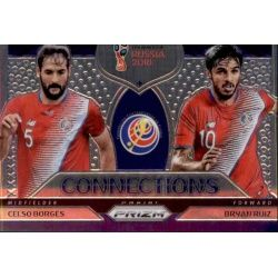 Bryan Ruiz - Celso Borges Connections 4