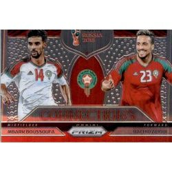 Mbark Boussoufa - Rachid Alioui Connections 13 Connections