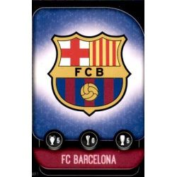 Emblem Barcelona BAR 1 Match Attax Champions 2019-20