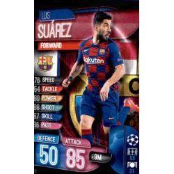 Luis Suárez BAR 10 Match Attax Champions 2019-20
