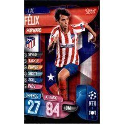 Joao Félix Atlético Madrid ATL 12 Match Attax Champions 2019-20
