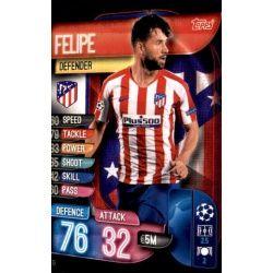 Felipe Atlético Madrid ATL 13 Match Attax Champions 2019-20