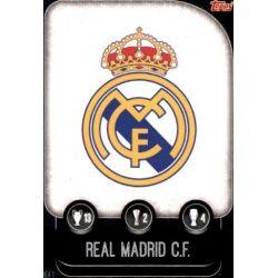 Escudo Real Madrid REA 1 Match Attax Champions 2019-20