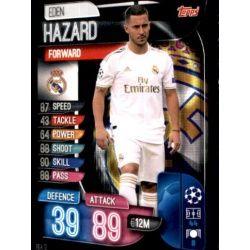 Eden Hazard Real Madrid REA 12 Match Attax Champions 2019-20