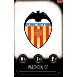 Escudo Valencia VAL 1 Match Attax Champions 2019-20