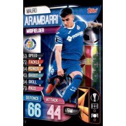 Mauro Arambarri Getafe GET 8 Match Attax Champions 2019-20