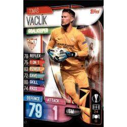 Tomas Vaclik Sevilla SEV 2 Match Attax Champions 2019-20