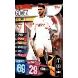 Sergi Gómez Sevilla SEV 3 Match Attax Champions 2019-20