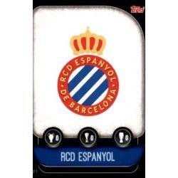 Escudo Espanyol ESP 1 Match Attax Champions 2019-20