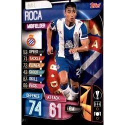Marc Roca Espanyol ESP 7 Match Attax Champions 2019-20