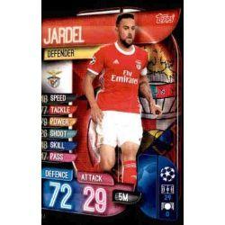 Jardel SL Benfica BEN 4 Match Attax Champions 2019-20