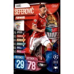 Haris Seferovic SL Benfica BEN 11 Match Attax Champions 2019-20