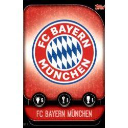 Escudo Bayern Munich BAY 1 Match Attax Champions 2019-20