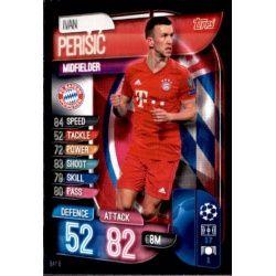 Ivan Perisic Bayern Munich BAY 8 Match Attax Champions 2019-20
