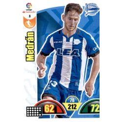 Medrán Alavés 8 Cards Básicas 2017-18