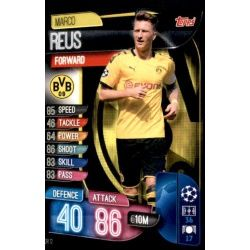 Marco Reus Borussia Dortmund DOR 12 Match Attax Champions 2019-20