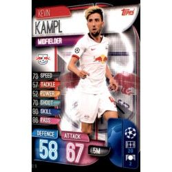 Kevin Kampl RB Leipzig LEI 9 Match Attax Champions 2019-20