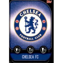 Escudo Chelsea CHE 1 Match Attax Champions 2019-20