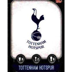 Escudo Tottenham Hotspur TOT 1 Match Attax Champions 2019-20