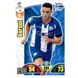 Burghi Alavés 16 Cards Básicas 2017-18