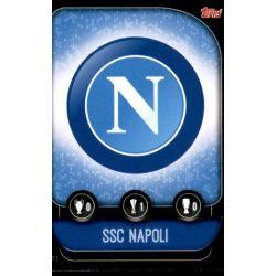 Escudo SSC Napoli NAP 1 Match Attax Champions 2019-20
