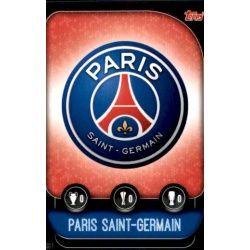 Escudo Paris Saint-Germain PSG 1 Match Attax Champions 2019-20