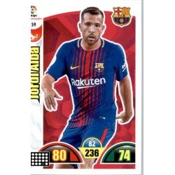 Jordi Alba Barcelona 59