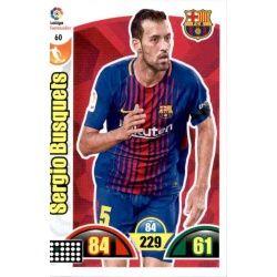 Sergio Busquets Barcelona 60
