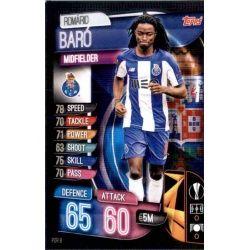 Romário Baró FC Porto POR 8 Match Attax Champions 2019-20