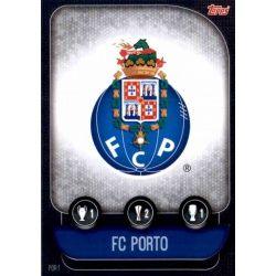 Escudo FC Porto POR 1 Match Attax Champions 2019-20