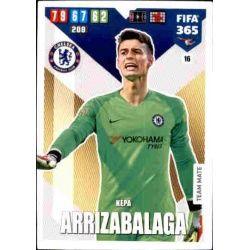 Kepa Arrizabalaga Chelsea 16 FIFA 365 Adrenalyn XL 2020