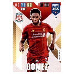 Joe Gomez Liverpool 39